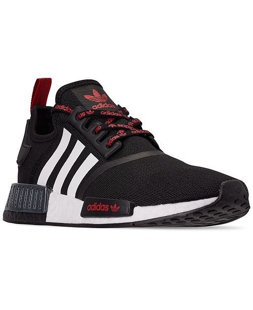 los angeles d5147 187d0 Men's NMD R1 Casual Sneakers from Finish Line