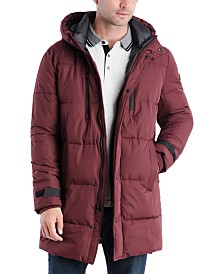 MICHAEL Michael Kors Men's Holland Hooded Parka