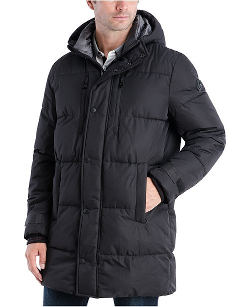 Michael Kors Men's Holland Hooded Parka