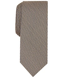 Men's Knit Geo-Print Tie, Created For Macy's