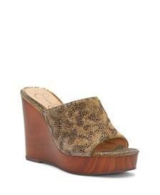 Jessica Simpson Shantelle Wedge Sandals