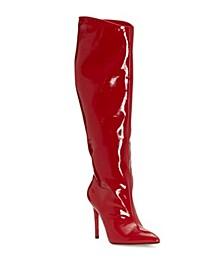 Liney High Heel Boots