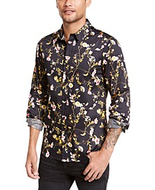 Men's Majestic Floral Shirt