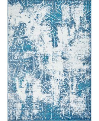 Basha Bas6 Blue 2' x 9' 10