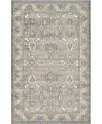 Bellmere Bel6 Gray 8' x 10' Area Rug