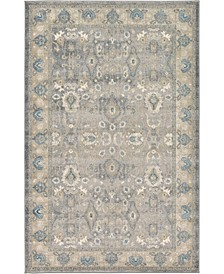 Bellmere Bel6 Gray Area Rug Collection