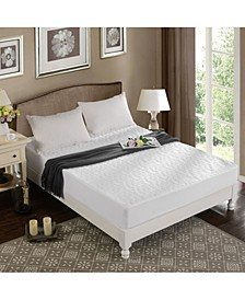 Pebbletex Tencel Queen Mattress Protector