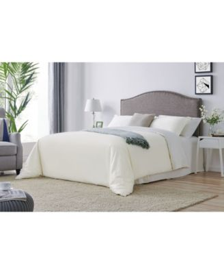 Organic Cotton Duvet Cover Set, 3 Piece- California King