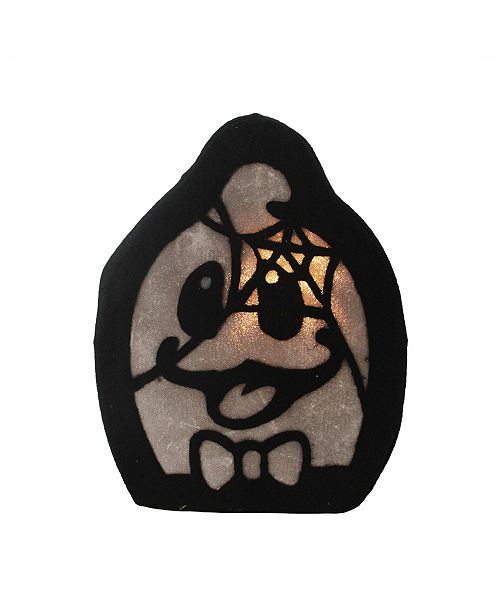 Northlight LED Lighted Spooky Ghost Face Halloween Decoration