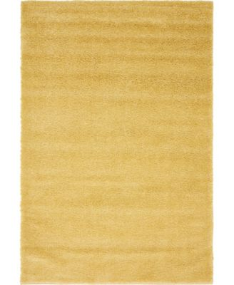 Uno Uno1 Yellow 10' x 13' Area Rug