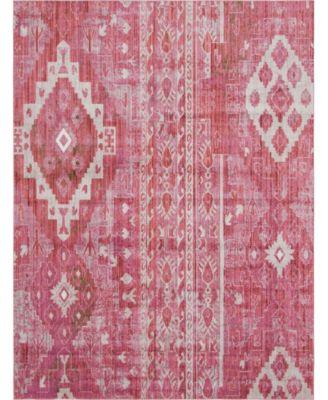 Nira Nir2 Pink 9' x 12' Area Rug