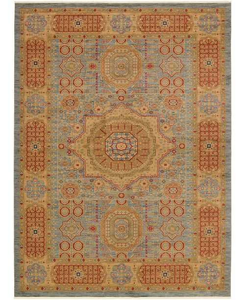 Bridgeport Home Wilder Wld5 Navy Blue Area Rug Collection