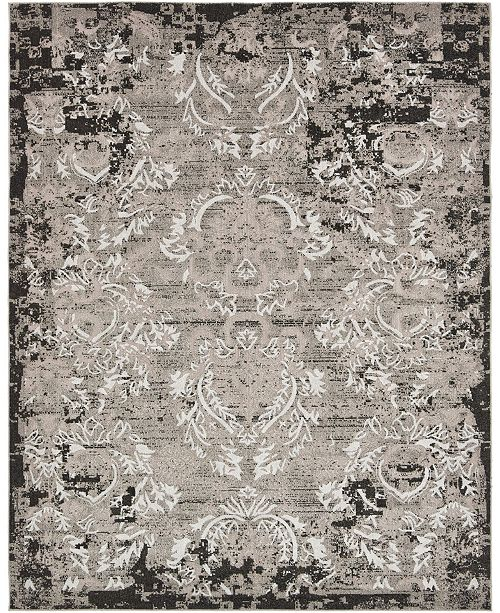 Bridgeport Home Pashio Pas4 Light Gray Area Rug Collection