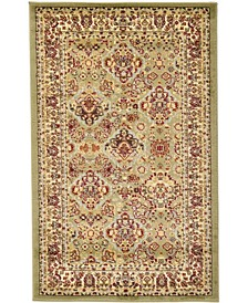 Passage Psg7 Light Green Area Rug Collection