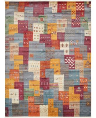 Tempe Tmp4 Multi 10' x 13' Area Rug