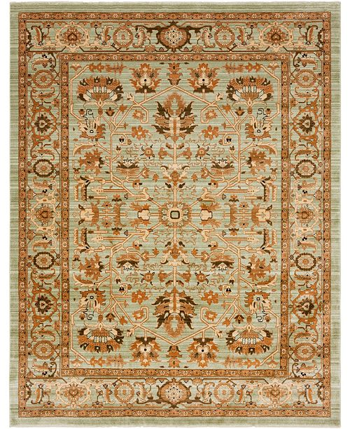 Bridgeport Home Thule Thu1 Light Green Area Rug Collection