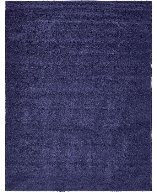 Bridgeport Home Uno Uno1 Navy Blue Area Rug Collection