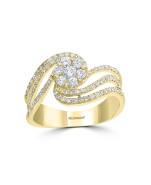 Bouquet By Effy Diamond (1/2 ct. t.w.) Ring in 14k Yellow Gold