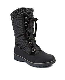 Baretraps Waterproof Cold Weather Stark Mid Calf Boots