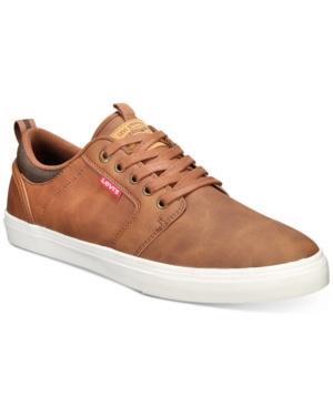 Levi's Sneakers MEN'S ALPINE WAXED SNEAKERS MEN'S SHOES