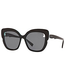 Polarized Sunglasses, TF4161 56