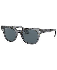 Ray-Ban METEOR Sunglasses, RB2168 50