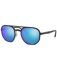 Polarized Sunglasses, RB4321CH 53