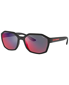 Sunglasses, PS 02VS 57