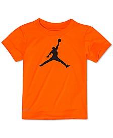 Little Boys Jumpman-Print T-Shirt