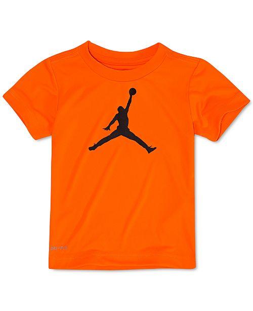 Jordan Little Boys Jumpman-Print T-Shirt