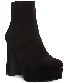 Madden Girl Golda Platform Booties