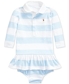 Baby Girls Rugby Jersey Dress