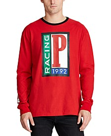 Men's Classic Fit Cotton Graphic T-Shirt