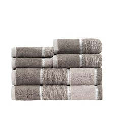 Caro Home Ethon 100% Cotton 6-Pc. Towel Set