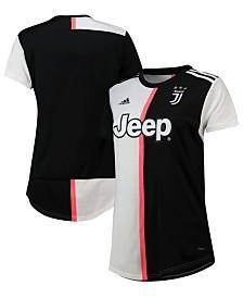 adidas Women's Juventus Club Team Home Stadium Jersey