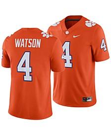 Men's DeShaun Watson Clemson Tigers Player Game Jersey