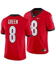 Men's A.J. Green Georgia Bulldogs Player Game Jersey