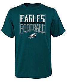 Big Boys Philadelphia Eagles Energy T-Shirt