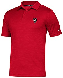 adidas Men's North Carolina State Wolfpack Game Day Polo