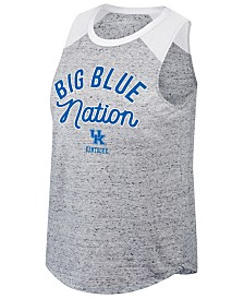 Top of the World Women's Kentucky Wildcats Marbled Jersey Tank