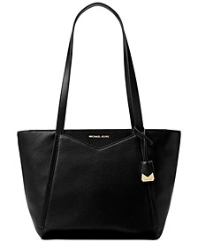 Whitney Top Zip Tote
