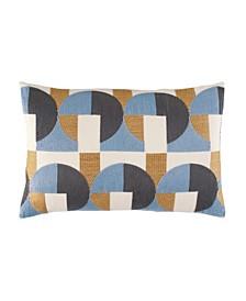 Novogratz Skye Geo Throw Pillow