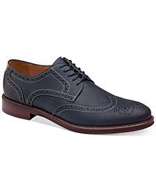 Men's Warner Wingtip Oxfords