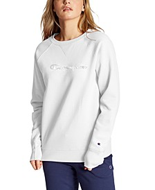 Women's Powerblend Boyfriend Sweatshirt