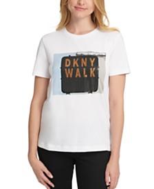 DKNY Walk T-Shirt