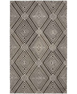 Isabella LRL6608F Charcoal 8' X 10' Area Rug