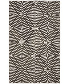Isabella LRL6608F Charcoal Area Rug Collection