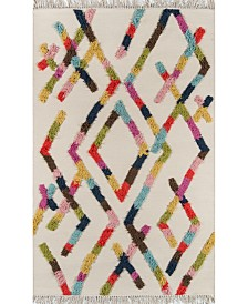 Novogratz Indio Ind-3 Multi Area Rug Collection