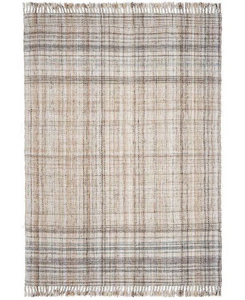 Lauren Ralph Lauren Jahi Plaid LRL6470A Autumn Area Rug Collection