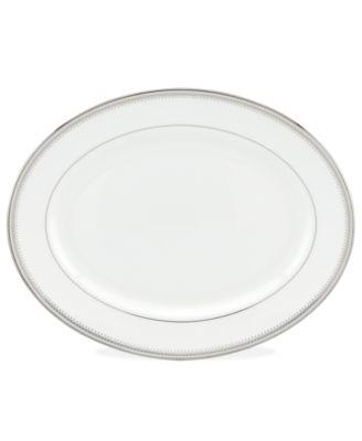 Belle Haven Oval Platter